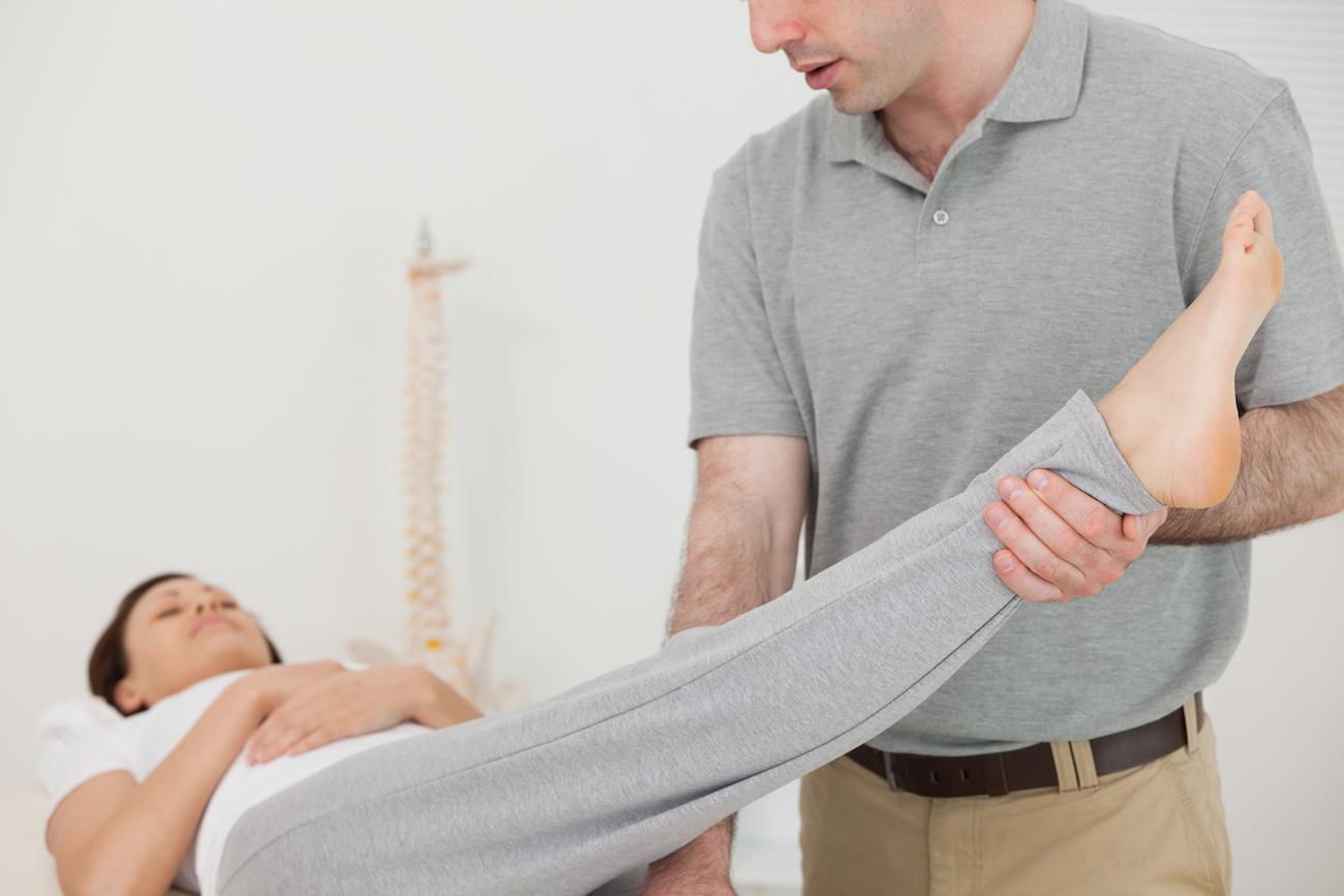 Chiropractic Adjustments